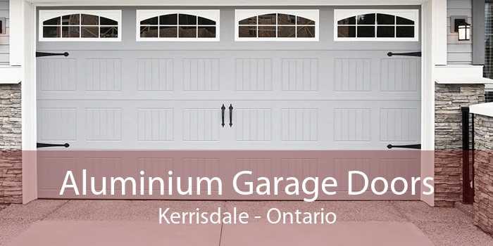 Aluminium Garage Doors Kerrisdale - Ontario