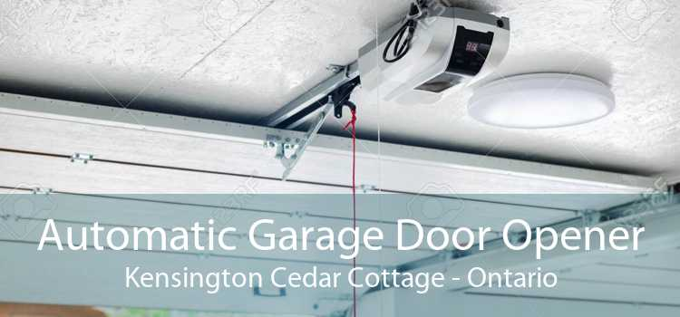 Automatic Garage Door Opener Kensington Cedar Cottage - Ontario