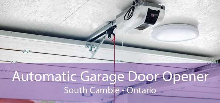 Automatic Garage Door Opener South Cambie - Ontario