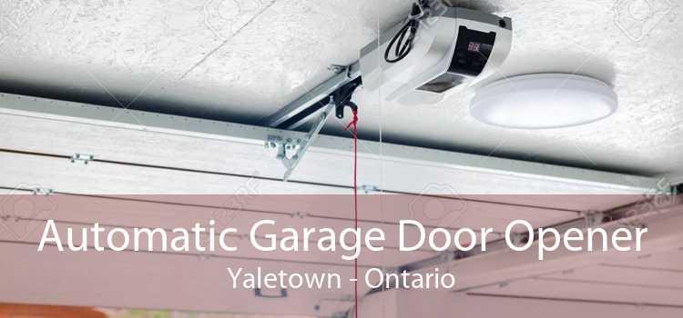 Automatic Garage Door Opener Yaletown - Ontario