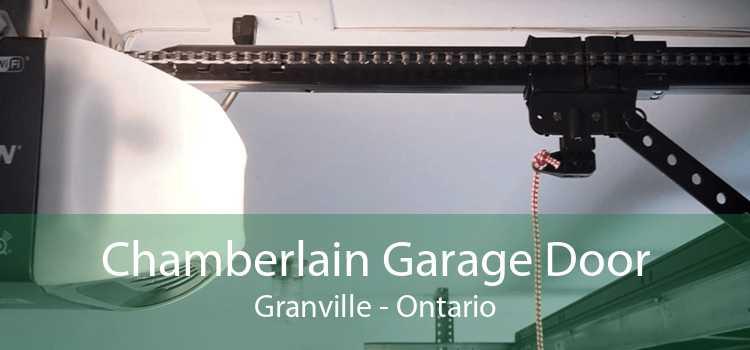 Chamberlain Garage Door Granville - Ontario