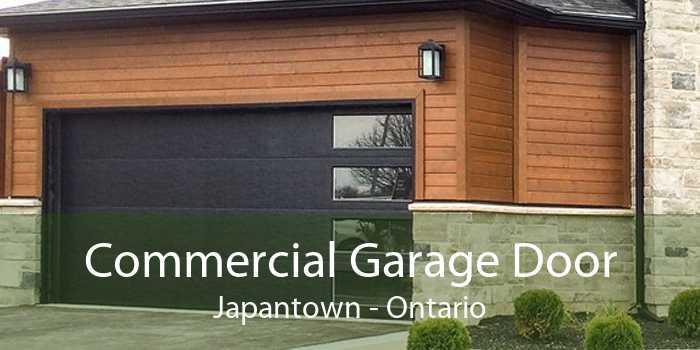 Commercial Garage Door Japantown - Ontario