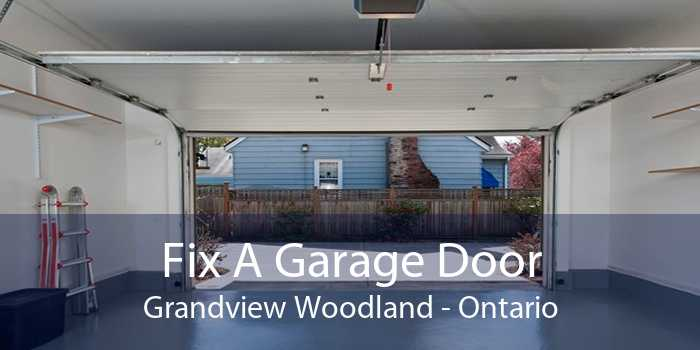 Fix A Garage Door Grandview Woodland - Ontario