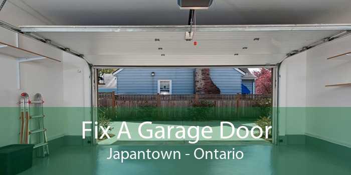 Fix A Garage Door Japantown - Ontario