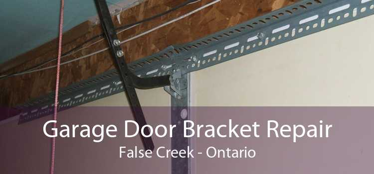 Garage Door Bracket Repair False Creek - Ontario