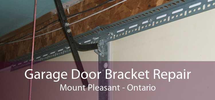 Garage Door Bracket Repair Mount Pleasant - Ontario