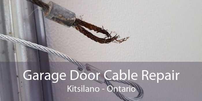 Garage Door Cable Repair Kitsilano - Ontario