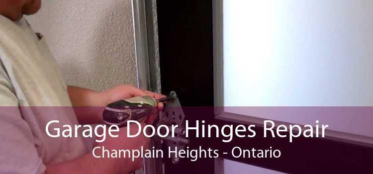Garage Door Hinges Repair Champlain Heights - Ontario