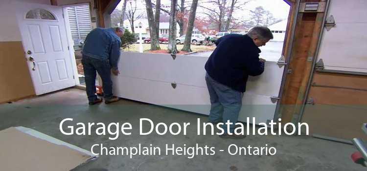 Garage Door Installation Champlain Heights - Ontario