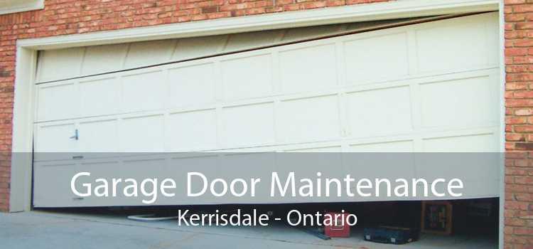 Garage Door Maintenance Kerrisdale - Ontario