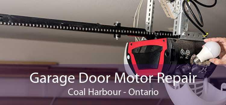 Garage Door Motor Repair Coal Harbour - Ontario