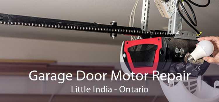 Garage Door Motor Repair Little India - Ontario