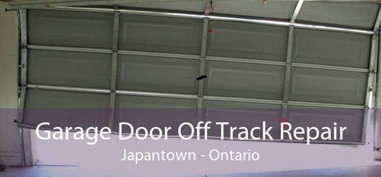 Garage Door Off Track Repair Japantown - Ontario