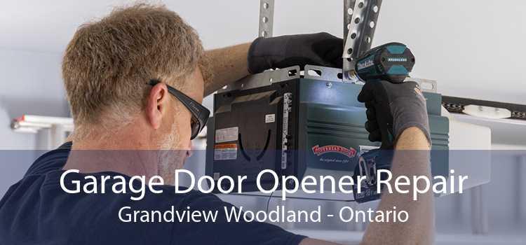 Garage Door Opener Repair Grandview Woodland - Ontario
