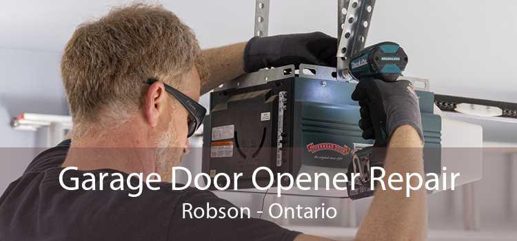 Garage Door Opener Repair Robson - Ontario