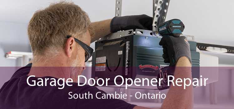 Garage Door Opener Repair South Cambie - Ontario
