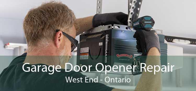 Garage Door Opener Repair West End - Ontario