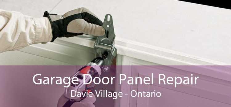 Garage Door Panel Repair Davie Village - Ontario