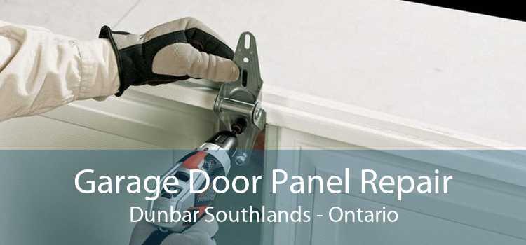 Garage Door Panel Repair Dunbar Southlands - Ontario