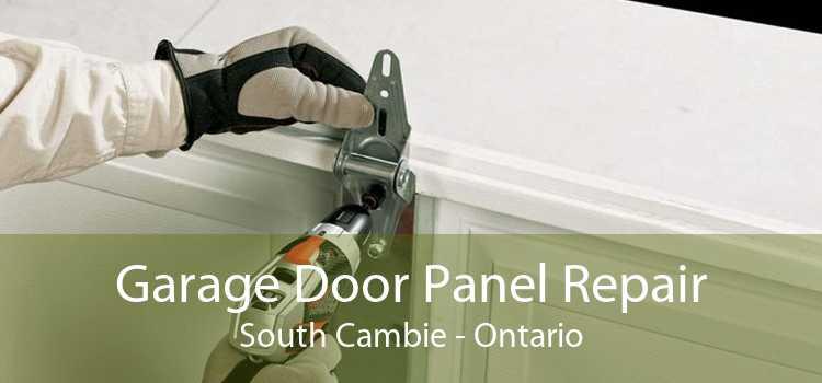 Garage Door Panel Repair South Cambie - Ontario
