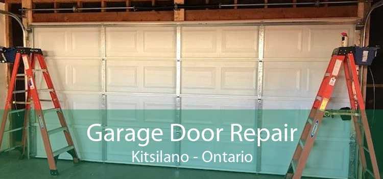 Garage Door Repair Kitsilano - Ontario