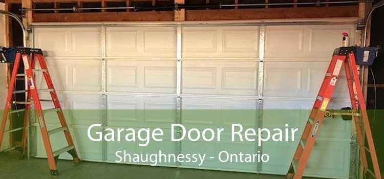 Garage Door Repair Shaughnessy - Ontario