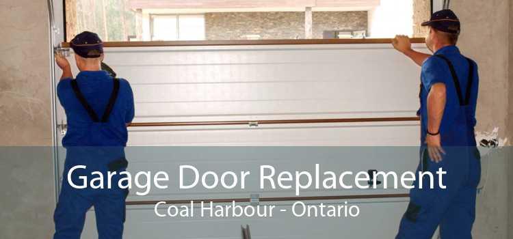 Garage Door Replacement Coal Harbour - Ontario