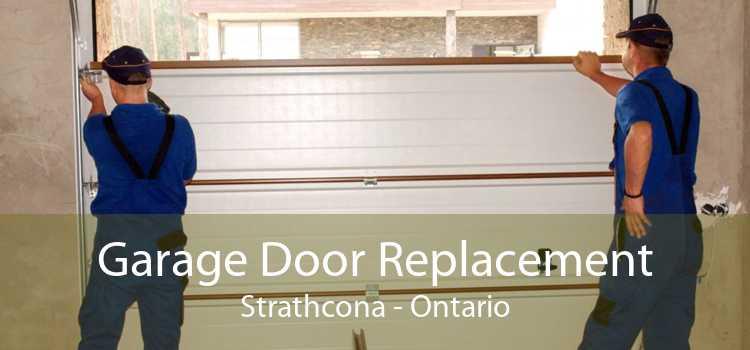 Garage Door Replacement Strathcona - Ontario