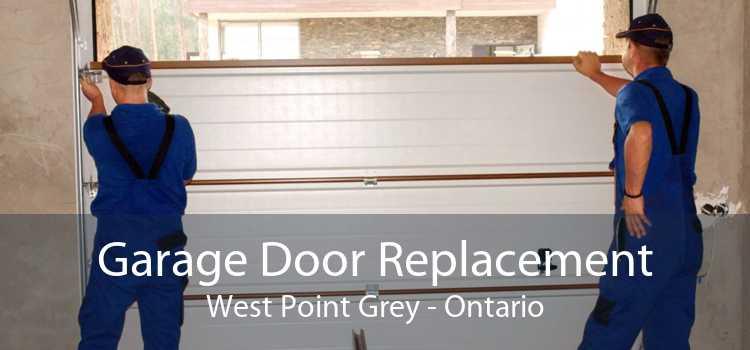 Garage Door Replacement West Point Grey - Ontario