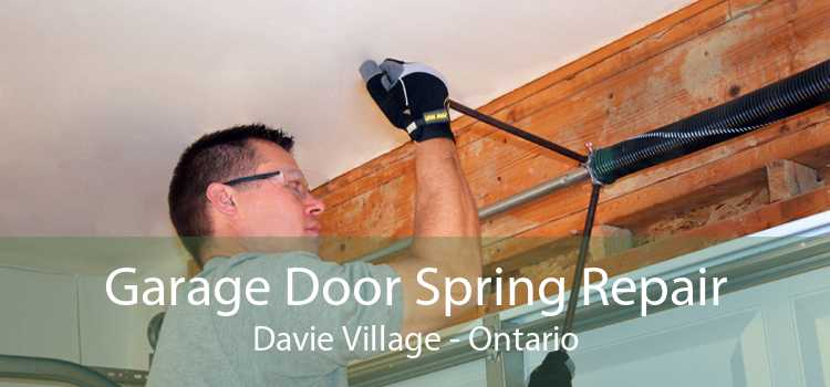 Garage Door Spring Repair Davie Village - Ontario