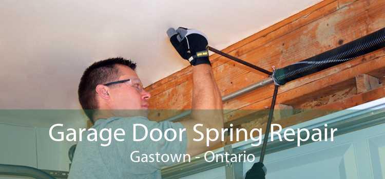 Garage Door Spring Repair Gastown - Ontario