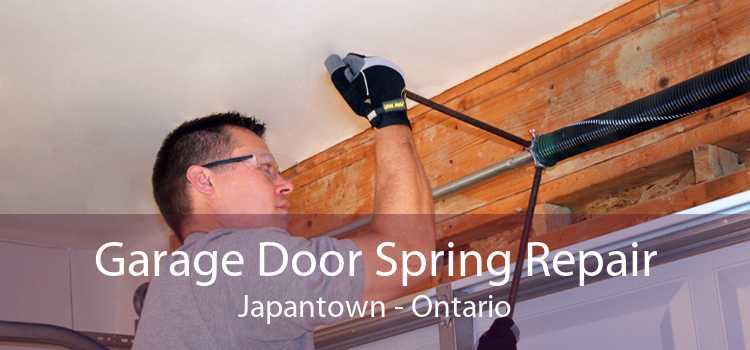 Garage Door Spring Repair Japantown - Ontario