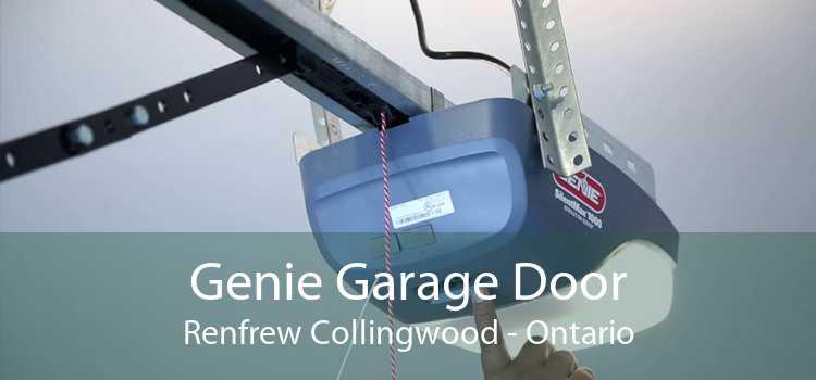 Genie Garage Door Renfrew Collingwood - Ontario