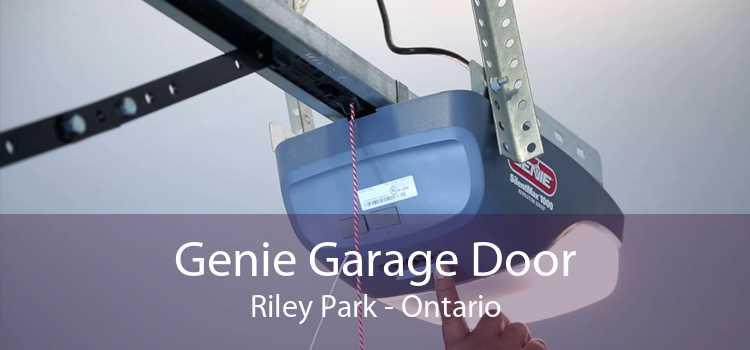 Genie Garage Door Riley Park - Ontario