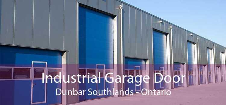 Industrial Garage Door Dunbar Southlands - Ontario