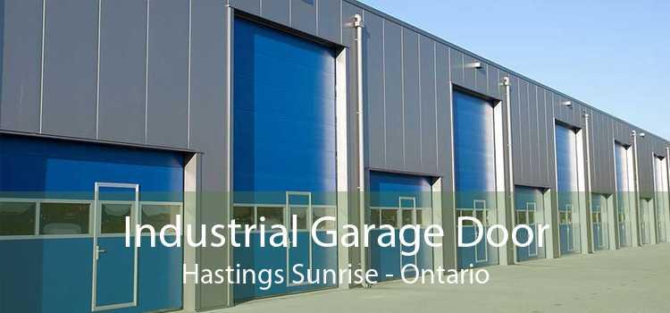 Industrial Garage Door Hastings Sunrise - Ontario