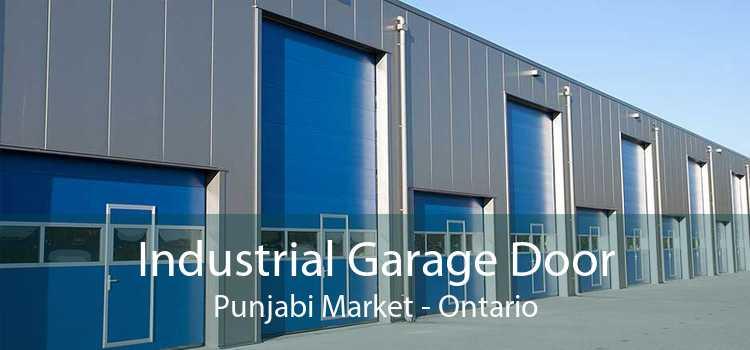 Industrial Garage Door Punjabi Market - Ontario