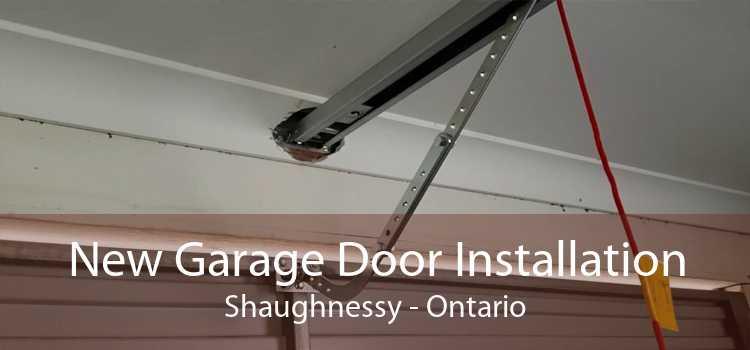 New Garage Door Installation Shaughnessy - Ontario
