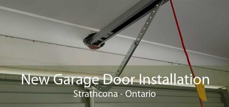 New Garage Door Installation Strathcona - Ontario