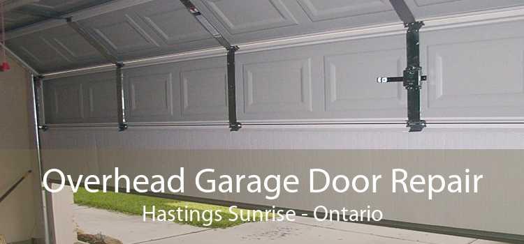 Overhead Garage Door Repair Hastings Sunrise - Ontario