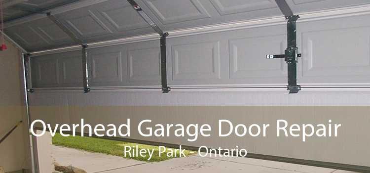 Overhead Garage Door Repair Riley Park - Ontario