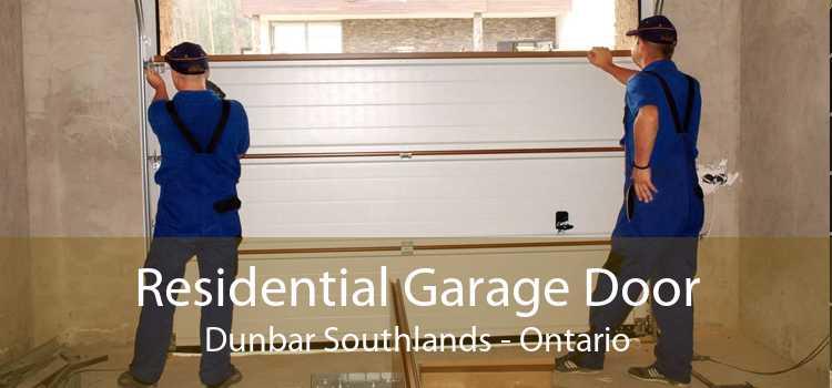 Residential Garage Door Dunbar Southlands - Ontario