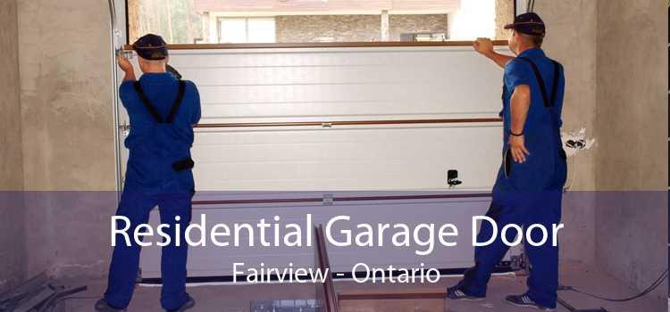 Residential Garage Door Fairview - Ontario