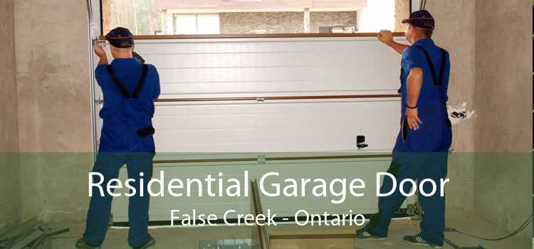 Residential Garage Door False Creek - Ontario