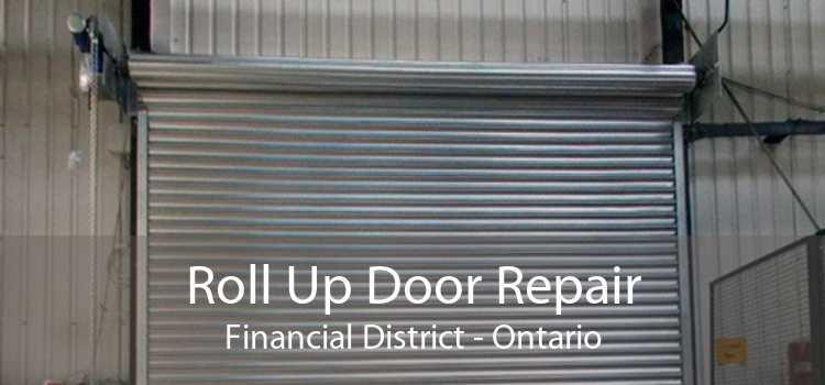Roll Up Door Repair Financial District - Ontario