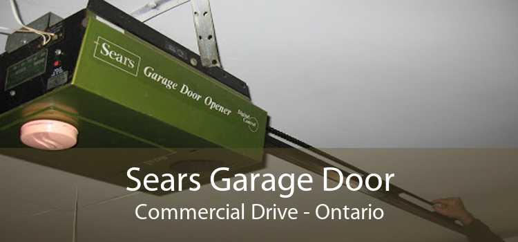 Sears Garage Door Commercial Drive - Ontario
