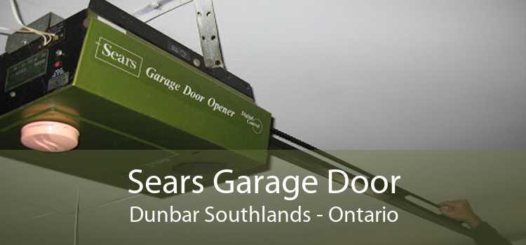 Sears Garage Door Dunbar Southlands - Ontario