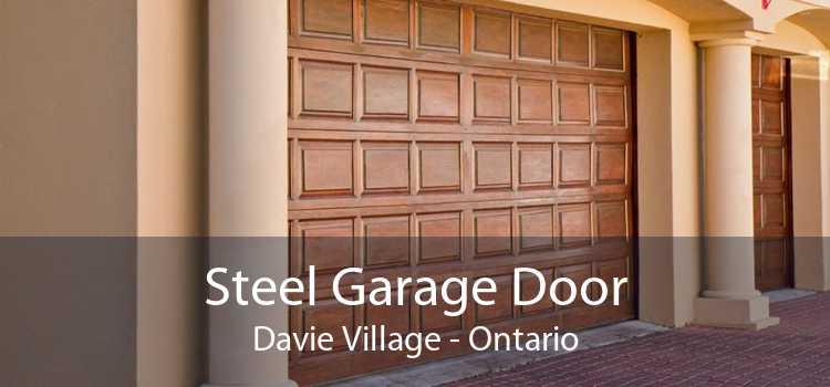 Steel Garage Door Davie Village - Ontario