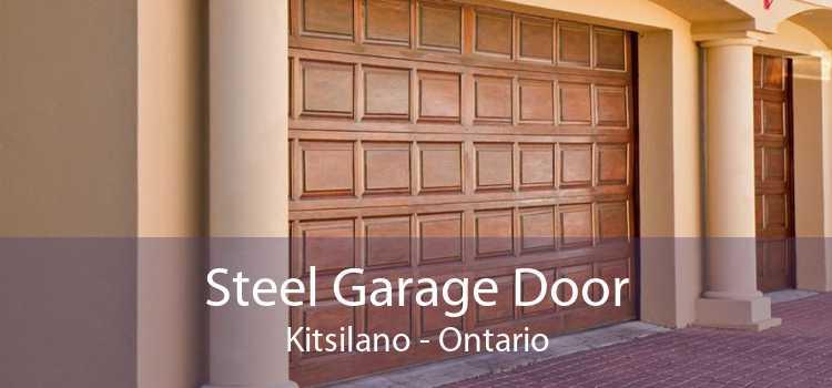 Steel Garage Door Kitsilano - Ontario