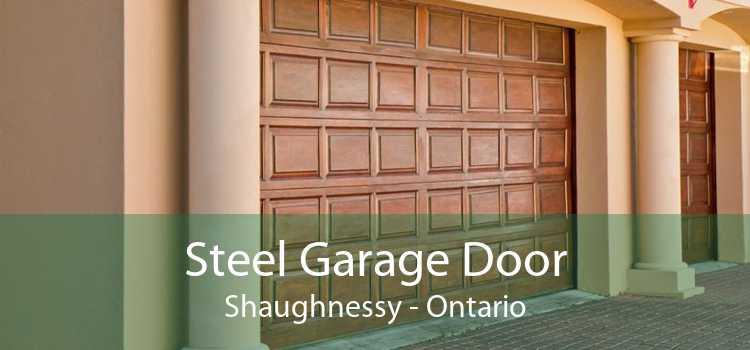 Steel Garage Door Shaughnessy - Ontario